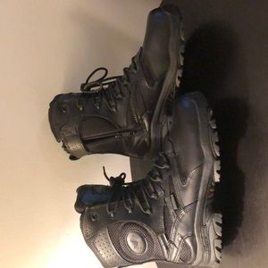 "Shoes - Men's tactical 8"" boots"